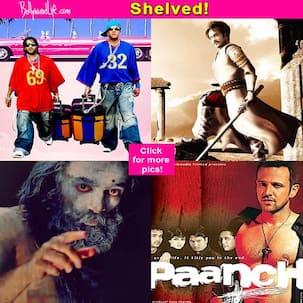 Aamir Khan's Time Machine, Salman Khan's Dus, Shah Rukh Khan's Koochie Koochie Hota Hai - 10 interesting films that never saw the light of the day!