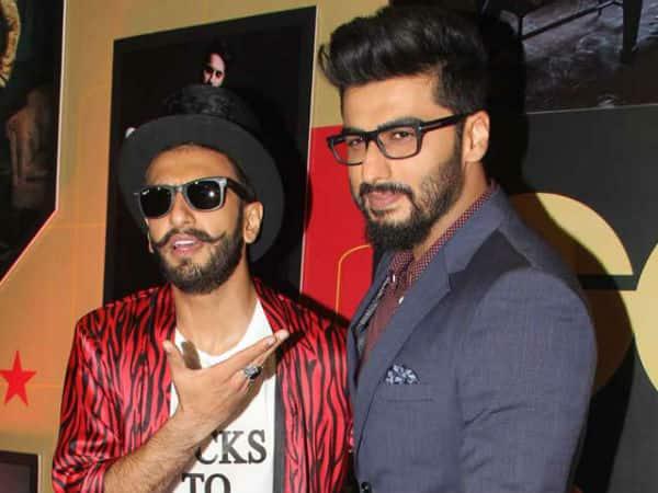 Arjun Kapoor responds to Ranveer Singh's 'Ghar aa jaa' plea with a Dubsmash – watch video!