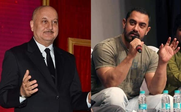 Anupam Kher takes a dig at Aamir Khan again – find out why!