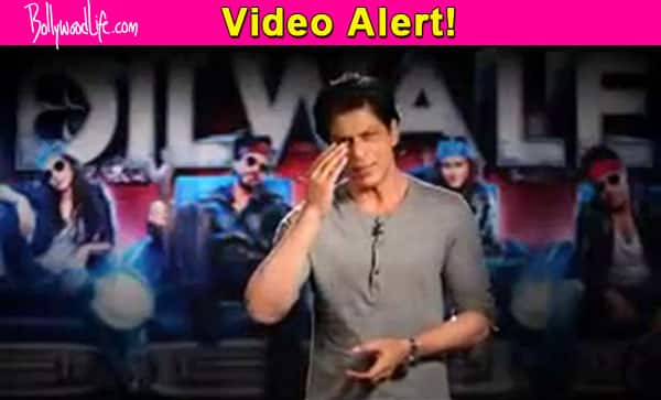 Dilwale's Shah Rukh Khan has recorded something really special for fans in Pakistan – watchvideo!