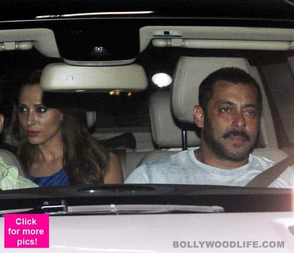Salman Khan spotted with Iulia Vantur – view HQ pics!