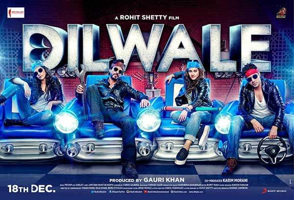 OMG: Shah Rukh Khan – Kajol's Dilwale to hit the theatres tomorrow?