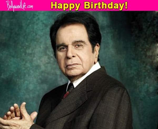 Happy birthday, the legendary Dilip Kumar!