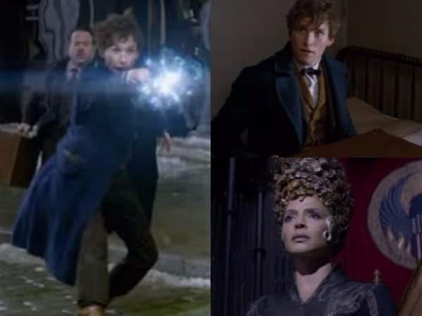 Fantastic Beasts and Where To Find Them teaser: Eddie Redmayne's fantasy film will get every Harry Potter fan SUPER excited!