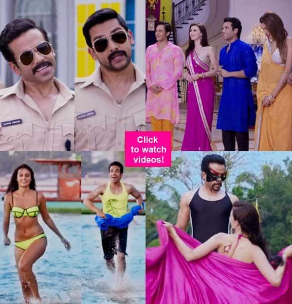 Kyaa Kool Hain Hum 3 trailer: Tusshar Kapoor and Aftab Shivdasani COPY Salman Khan, Aamir Khan and Ajay Devgn in thisporn-com!
