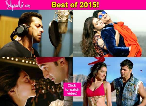 Shah Rukh Khan – Kajol's Gerua, Ranbir Kapoor – Deepika Padukone's Agar Tum Saath Ho – 10 BEST tracks of 2015 that left us spellbound!