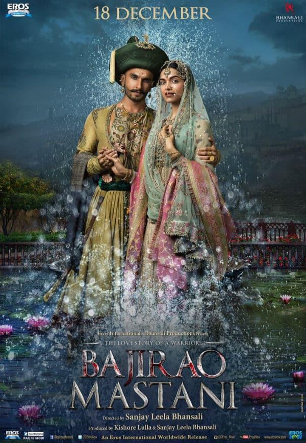Deepika Padukone and Ranveer Singh's Bajirao Mastani BANNED in Pakistan?