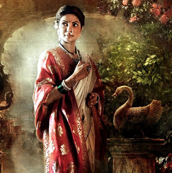 Priyanka Chopra's Kashibai act in Bajirao Mastani lauded by the New York Times!