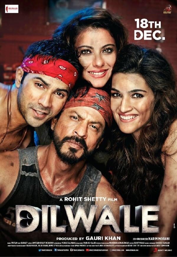 Shah Rukh Khan – Kajol's Dilwale faces protests inRajasthan