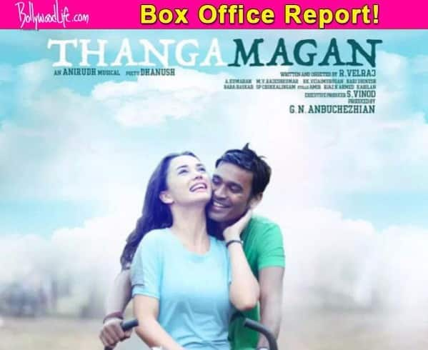 Thangamagan box office collection: Dhanush-Samantha-Amy Jackson starrer rakes Rs 10 crore in opening weekend!