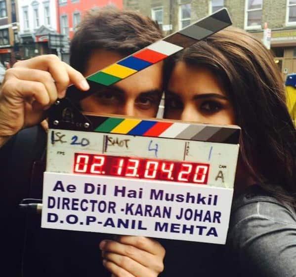 Ranbir Kapoor – Aishwarya Rai Bachchan – Anushka Sharma starrer Ae Dil Hai Mushkil to release on October 28, 2016!