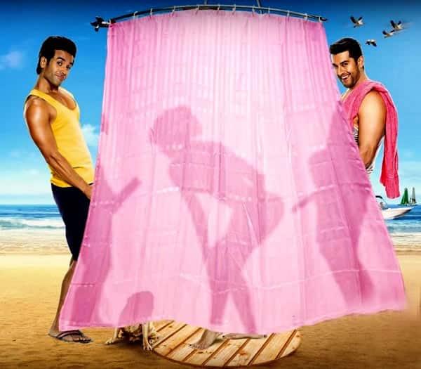 Tusshar Kapoor and Aftab Shivdasani root for their co-star Mandana Karimi to win Bigg Boss 9