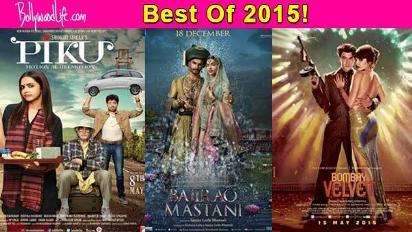 Ranveer Singh's Bajirao Mastani, Deepika Padukone's Tamasha, Amitabh Bachchan's Piku – Take a look at the 10 best posters of 2015!