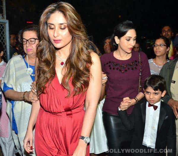 Kareena Kapoor Khan, Karisma Kapoor, Malaika Arora Khan attend the midnight mass – View HQ pics!