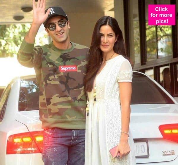 Revealed! Ranbir Kapoor and Katrina Kaif's secret Christmas plan –view pics!