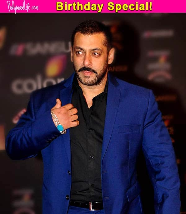 10 SHOCKING things you didn't know about Salman Khan!