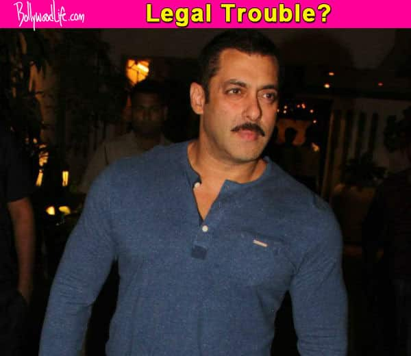 SHOCKING! Salman Khan to be sued for his birthday gift?