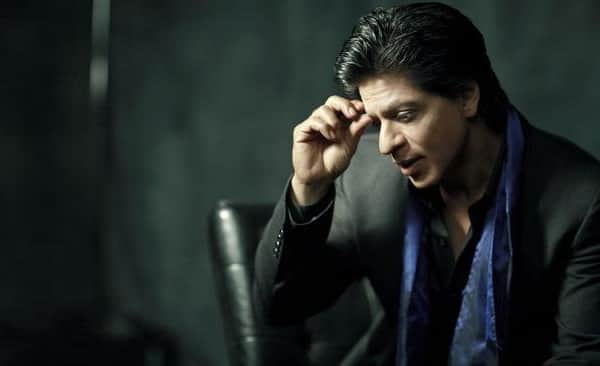 Did Shah Rukh Khan encounter a schizophrenic experience while shooting for Fan?