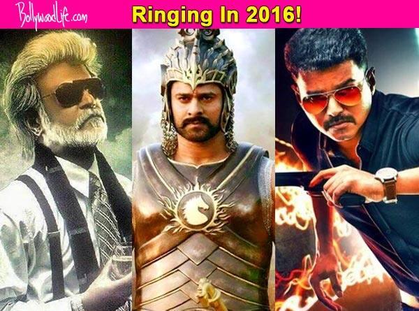 Rajinikanth's Enthiran 2, Prabhas' Baahubali 2, Vijay's Theri – 10 EXCITING films releasing in South that make us look forward to 2016!