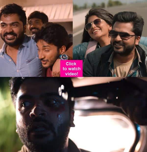 Achcham Yenbathu Madamaiyada trailer: STR's latest offering looks fun, yet dark and full of surprises!