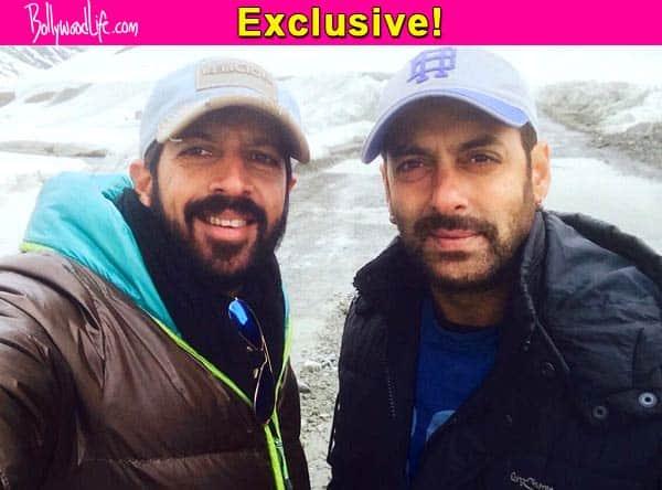 What was Kabir Khan doing on the sets of Salman Khan's Sultan?