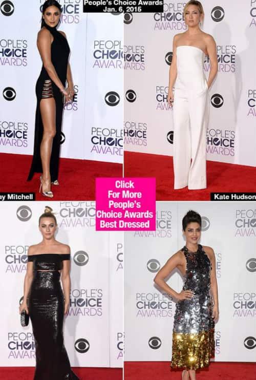 People's Choice Awards red carpet: Priyanka Chopra, Vanessa Hudgens, Kate Hudsons steal the show – view HQ pics!