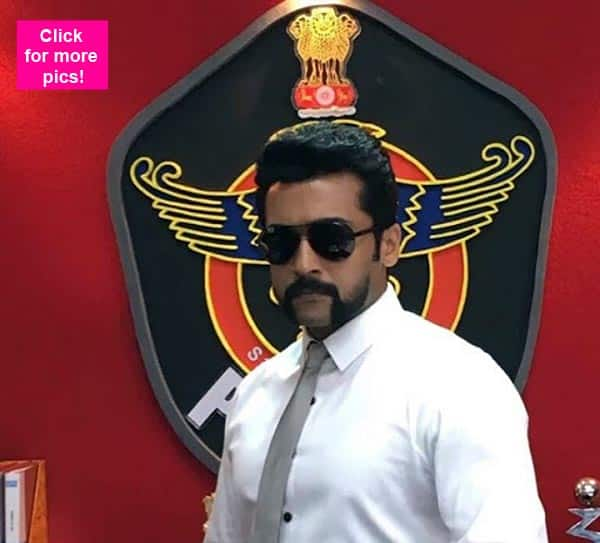 Suriya starrer S3's first look revealed!