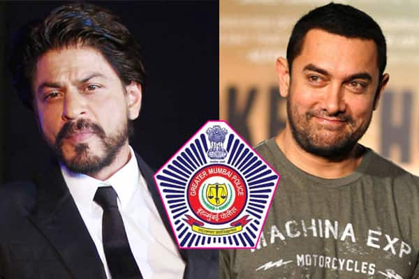 Security for Shah Rukh Khan and Aamir Khan not decreased, says Mumbai Police!