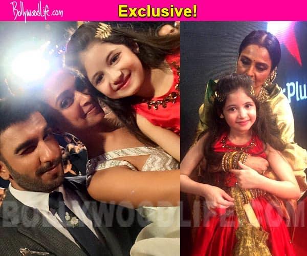 Ranveer Singh, Deepika Padukone, Rekha in awe of Bajrangi Bhaijaan's Harshaali Malhotra –view EXCLUSIVE pics!