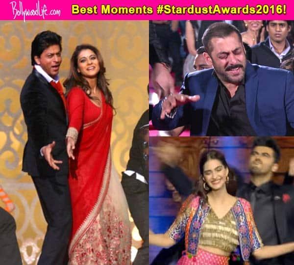 Sansui Stardust Awards: Shah Rukh-Kajol, Salman-Manish
