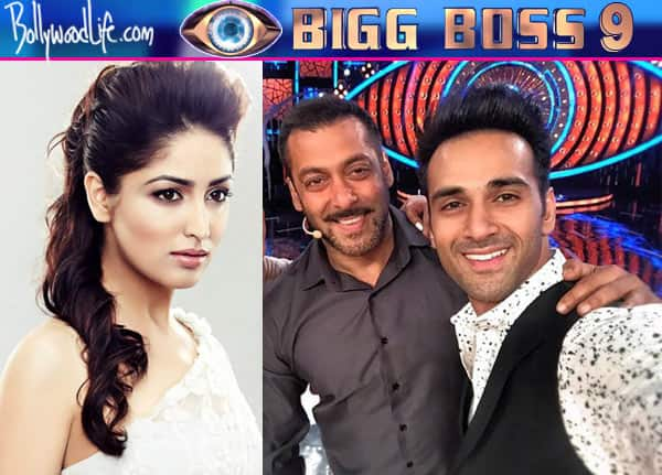 Bigg Boss 9: Yami Gautam AVOIDS meeting Salman Khan with rumoured boyfriend Pulkit Samrat? View pics!