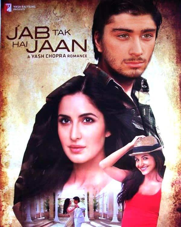 5 Shah Rukh Khan films...