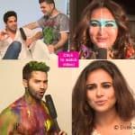 Dabbo Ratnani Calendar 2016: Sonakshi Sinha, Varun Dhawan, Vidya Balan, Sidharth Malhotra reveal exclusive details about their shots – watch video!