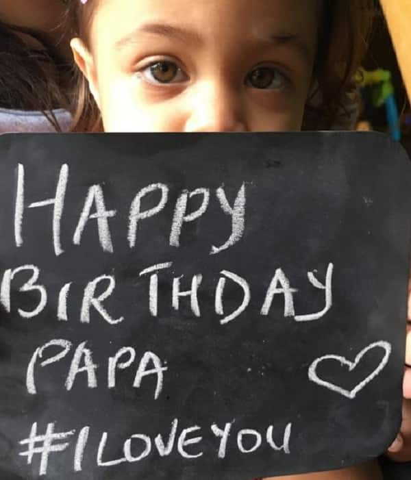 Imran Khan's daughter has the best birthday gift for her Daddy dearest!