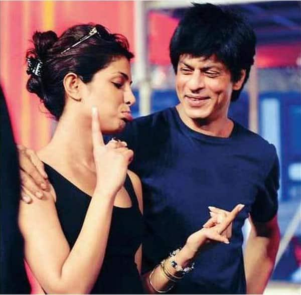 Shah Rukh Khan REACTS to Priyanka Chopra doing Baywatch!