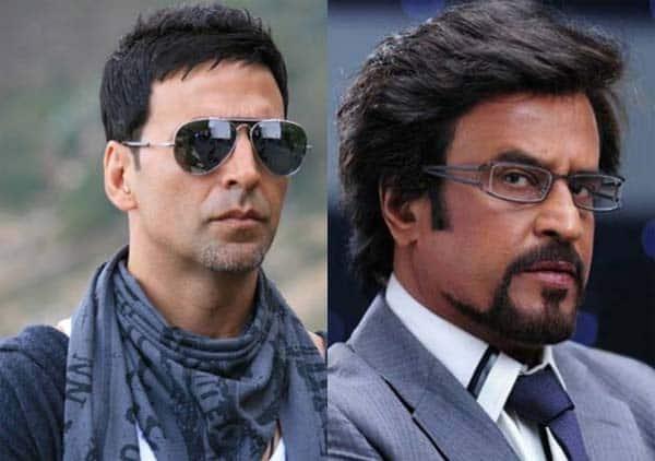 Rajinikanth – Akshay Kumar's Robot 2 to release in 2017?