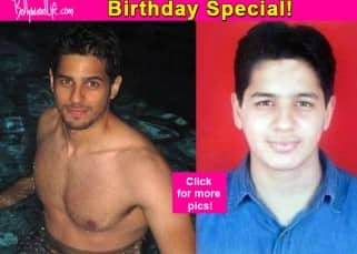 10 UNSEEN pics of Sidharth Malhotra that prove he was always was one handsome chap