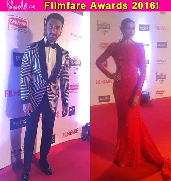 Filmfare Awards 2016: Ranveer Singh's Bajirao Mastani and