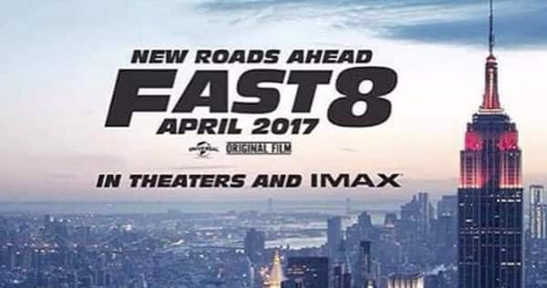 Fast 8: The latest sequel to Vin Diesel's Fast and the Furious franchise gets a new title and poster!