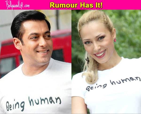 Salman Khan to host a reality show with girlfriend Iulia Vantur?