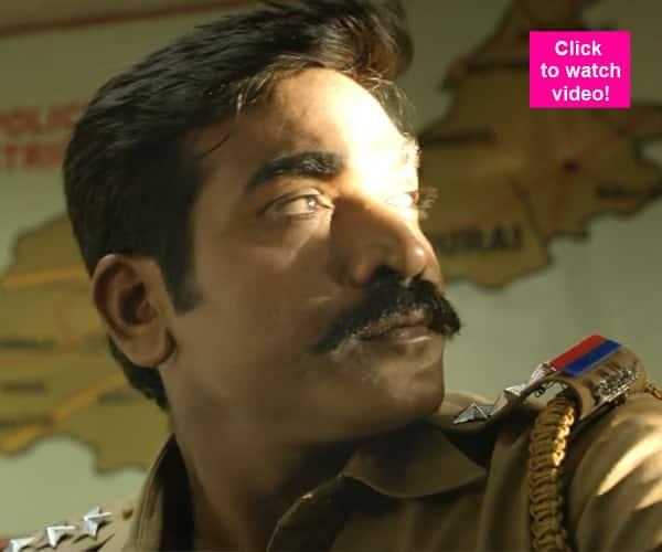 Sethupathi teaser: Vijay Sethupathi impresses as a badass cop!