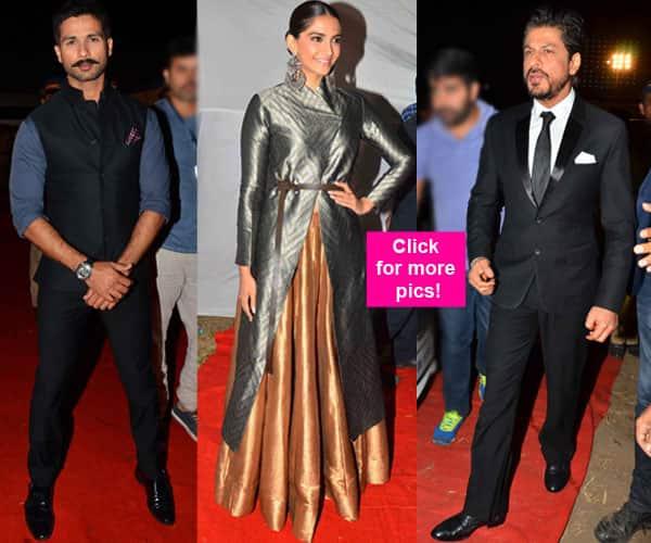 Shah Rukh Khan, Deepika Padukone, Ranbir Kapoor, Katrina Kaif, Shahid Kapoor, Sonam Kapoor GLAM UP Umang 2016 – view HQ pics!