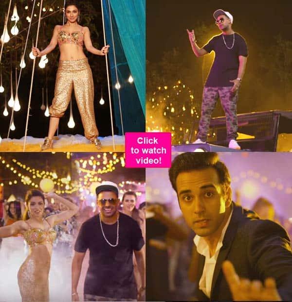 Sanam Re song Humne Pee Rakhi Hai: Divya Khosla Kumar grooves in a specialnumber!