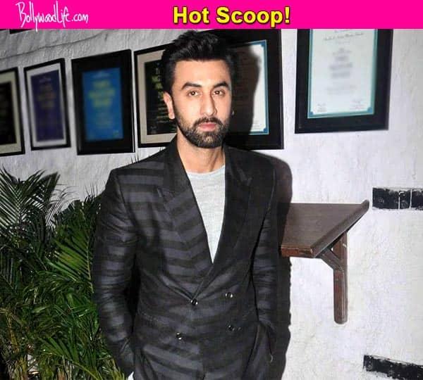 Ranbir Kapoor threw a BREAK UP party?
