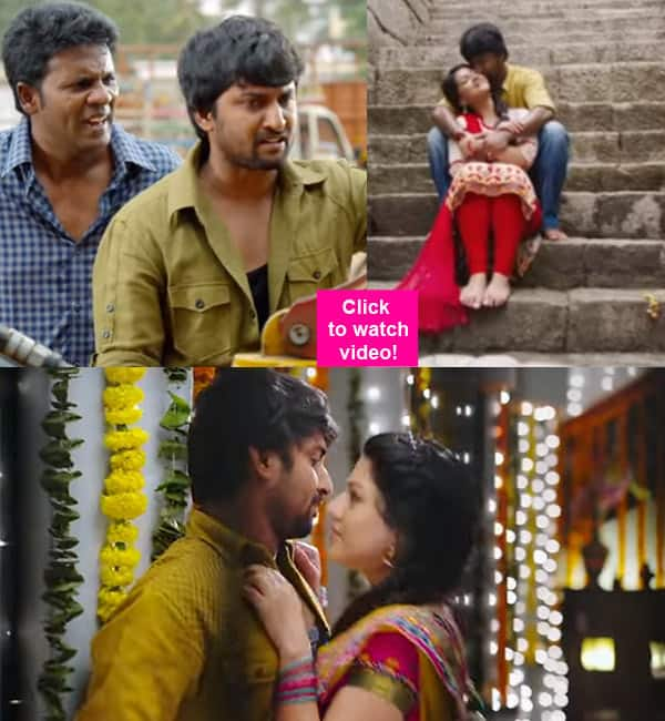 Krishnagaadi Veera Prema Gaadha trailer: Nani's romantic comedy looks fun and entertaining!-watch video