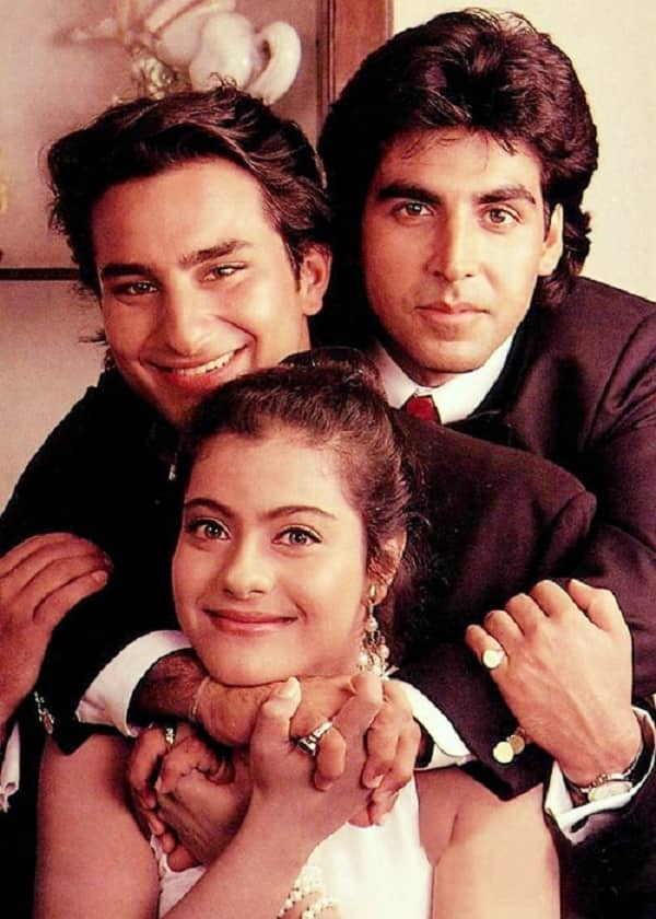 Do you remember the film starring Akshay Kumar, Saif Ali Khan and Kajol?