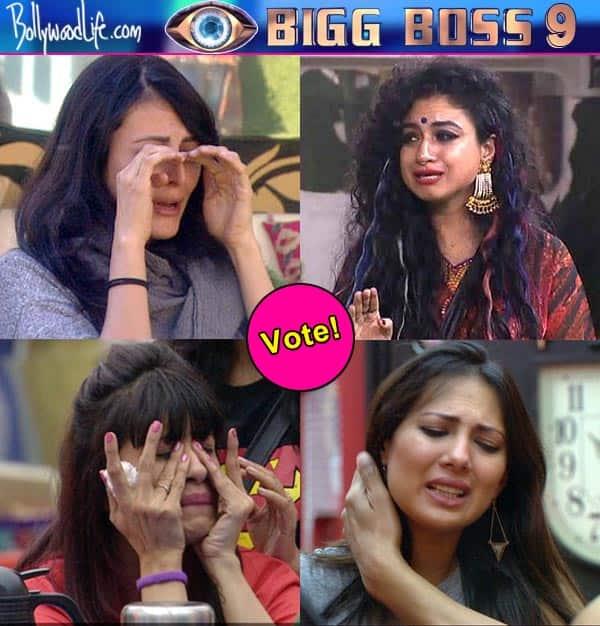Bigg Boss 9: Mandana Karimi, Priya Malik or Suyyash Rai – who's the biggest CRY BABY of Salman Khan's show this year?