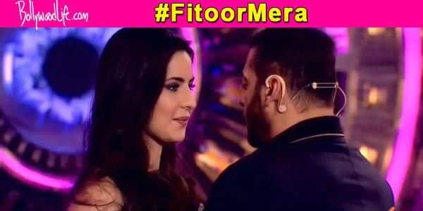 Omg! Salman Khan and Katrina Kaif share eye-to-eye romance on Bigg Boss 9 – view pic!