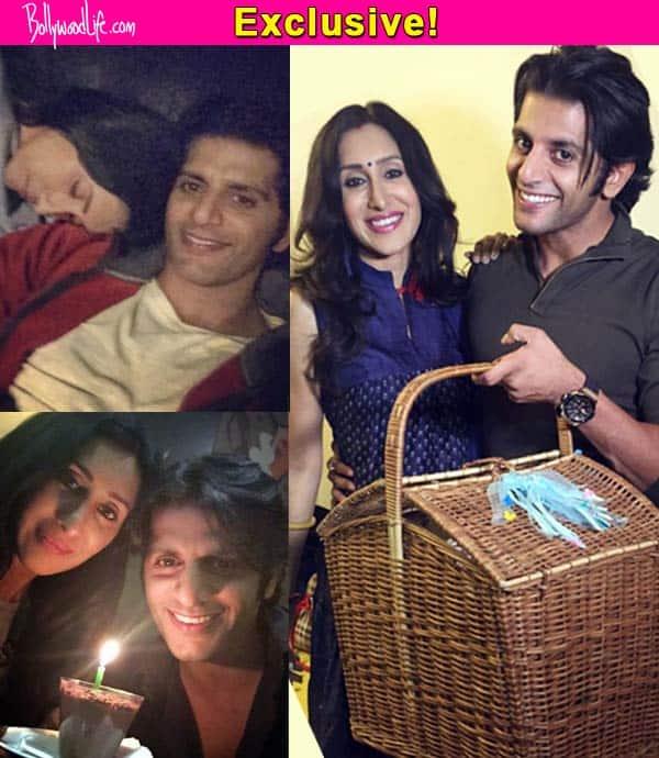 How did Karanvir Bohra surprise his wife Teejay Sidhu on her birthday?