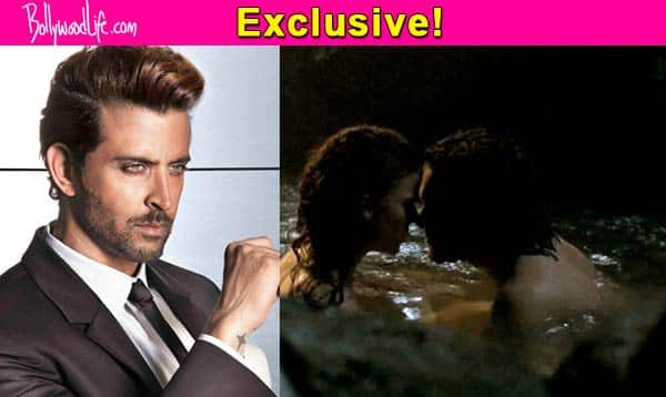 Hrithik Roshan recreates Game Of Thrones' cave love making scene for Mohenjo Daro!